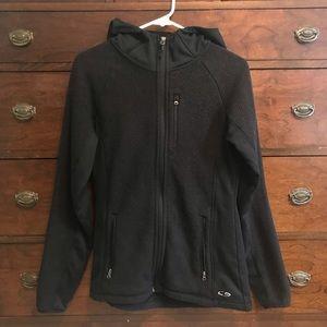 Black C9 Zipped Jacket